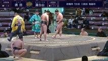 Hatsu 2020, Sandanme - Day 7 (Part 01)