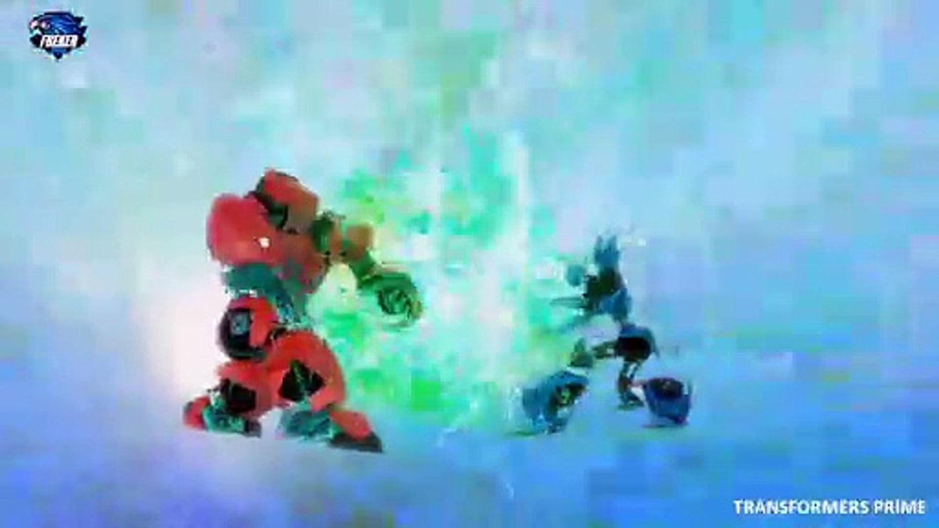 Transformers Prime 54.Bölüm Dağınık Full Hd