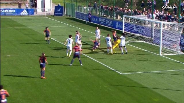D1 Arkema - Lyon mène déjà face à Montpellier