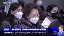 En Corée, en Iran, au Liban... l'épidémie de coronavirus continue de se répandre dans le monde