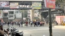 Clash in Maujpur, north-east Delhi