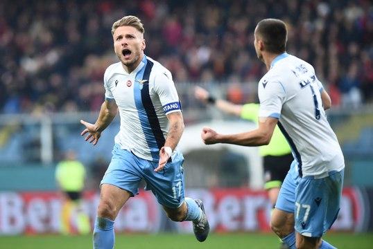 Serie A : Lazio ne faiblit pas !
