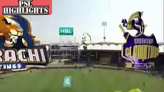 Karachi Kings vs Quetta Gladiators Full Match Highlights