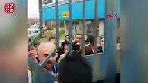 İran'da 'koronavirüs' protestoları başladı.