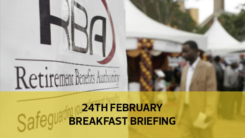 Ruto guard family locked out, Sonko's woes deepen, Kenyan Somalis power bargain: Your Breakfast Briefing