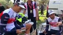 """Tour des Alpes Maritimes et du Var 2020 - Julien Bernard : """"C'est ma première victoire chez les pros"""""""