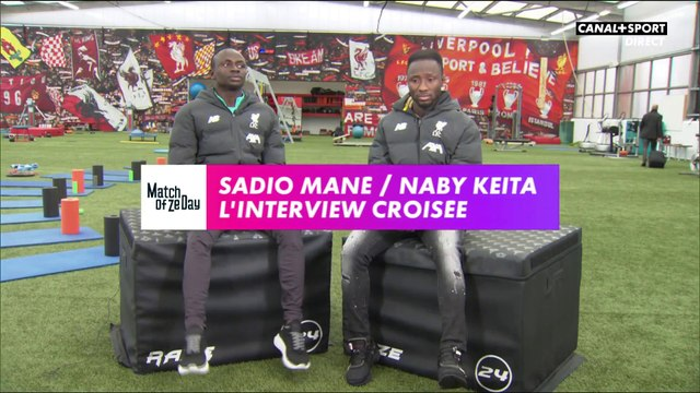 Sadio Mané / Naby Keïta - L'interview croisée