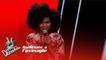 Alyn Sano - I'd Rather go blind| Les Auditions à l'aveugle | The Voice Afrique Francophone| Saison 3
