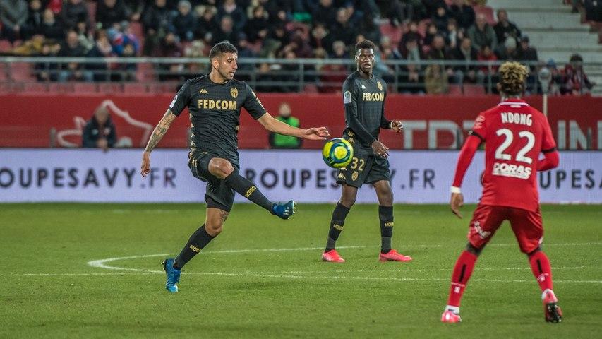 L1 - Highlights : Dijon 1-1 AS Monaco