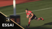 TOP 14 - Essai Zack HOLMES (ST) - Toulouse - Montpellier - J16 - Saison 2019/2020