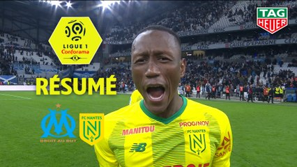 Olympique De Marseille 1-3 FC Nantes Atlantique