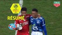 RC Strasbourg Alsace - Amiens SC (0-0)  - Résumé - (RCSA-ASC) / 2019-20