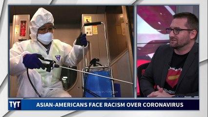 Coronavirus Spurs Racism