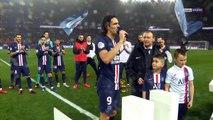 PSG : Le Parc félicite Cavani pour ses 200 buts !