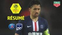 Paris Saint-Germain - Girondins de Bordeaux (4-3)  - Résumé - (PARIS-GdB) / 2019-20