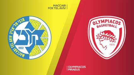 EuroLeague 2019-20 Highlights Regular Season Round 26 video: Maccabi 71-70 Olympiacos