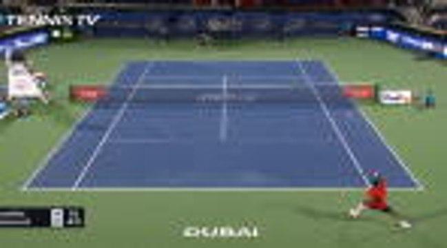 Dubaï - Monfils écarte Gasquet et file en demies !
