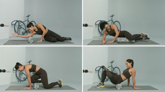 Foam Roller Exercises You Probably Haven't Tried