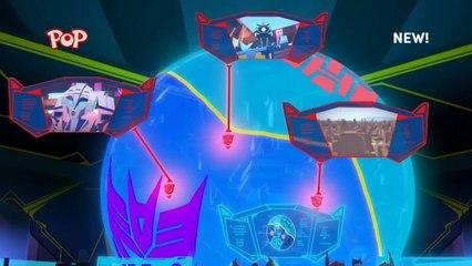 Transformers: Cyberverse - [Season 3 Episode 23]: Rack N' Ruin N' Ratchet