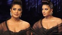 Priyanka Chopra's HOT Ramp Walk For Blenders Pride