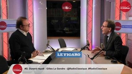 49-3 : « LE GROUPE LREM N'EST PAS DIVISE » - GILLES LE GENDRE - L'INVITE DE GUILLAUME DURAND DU 24/02/2020