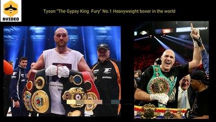 Tyson Fury - The Gypsy King - Motivation 2020
