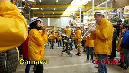 Carnaval de Cholet Portes ouvertes 23 février 2020