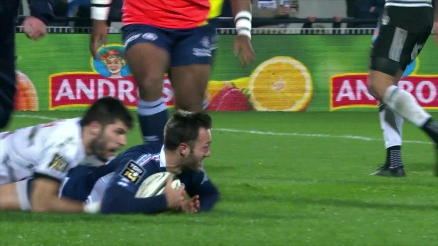 Rugby : Video - Top 14 résumé J16 - CA Brive 16 - 30 SU Agen