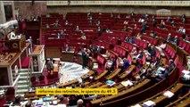 Réforme des retraites : les débats n'avancent pas à l'Assemblée et le 49.3 est dans toutes les têtes