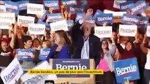Présidentielle américaine : le démocrate Bernie Sanders continue d'y croire