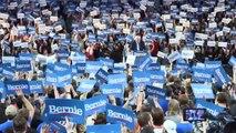 """Bernie Sanders à Houston: """"Nous allons gagner, ici au Texas"""""""