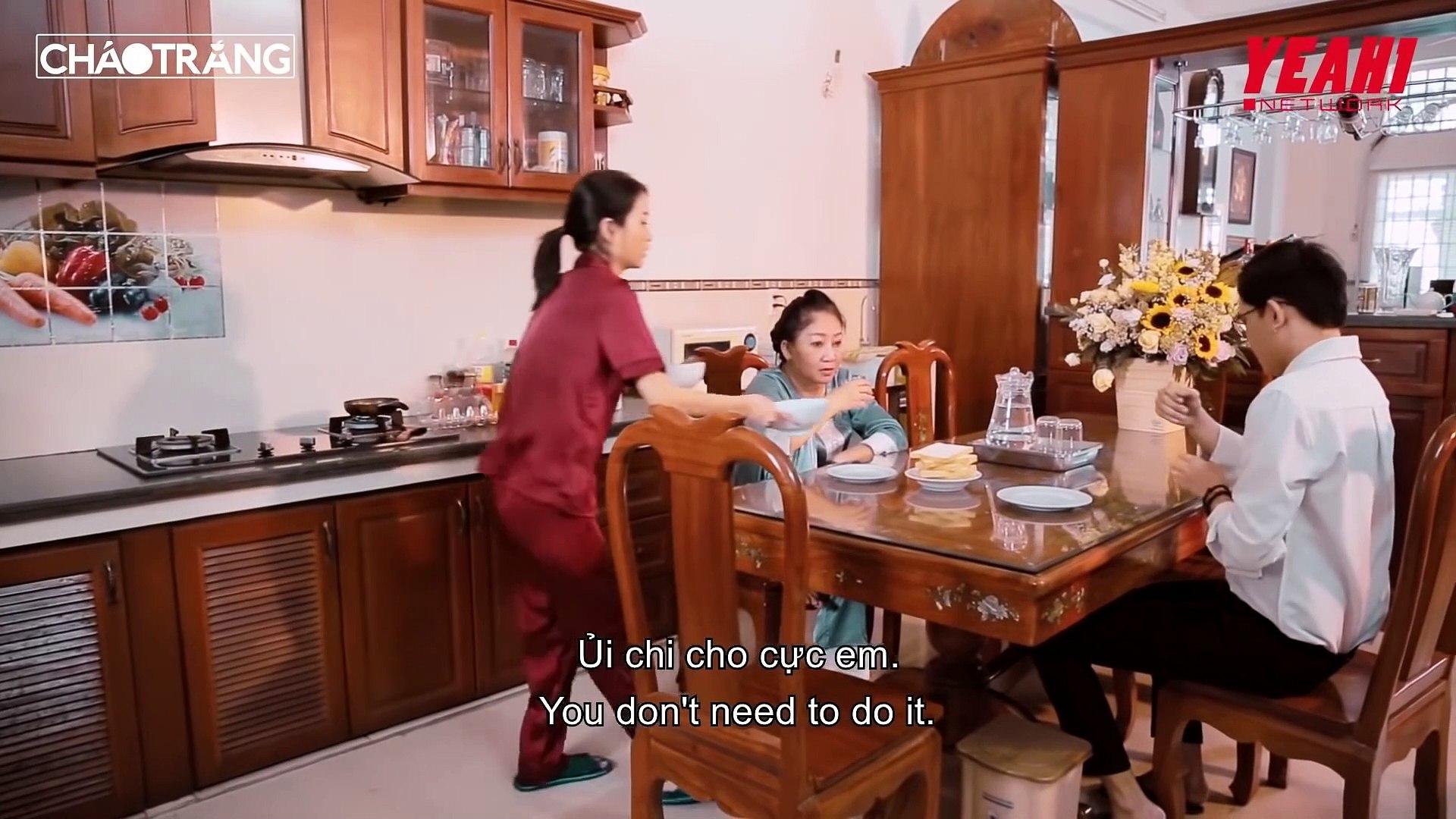 Mẹ chồng đối xử tệ bạc với con dâu và cái kết phải chịu đau đớn - Phim Ngắn 2019 - Cháo Trắng 16