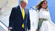 Donald Trump's Wife Melania Trump Dresses Herself In Indian Touch with Banarasi Scarf | Boldsky