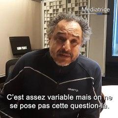 Coulisses du reportage de guerre, Omar Ouahmane