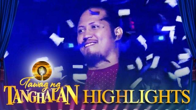 Emmar Cabilogan earns his third win | Tawag ng Tanghalan