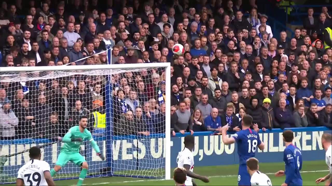 Chelsea - Tottenham (2-1) - Maç Özeti - Premier League 2019/20
