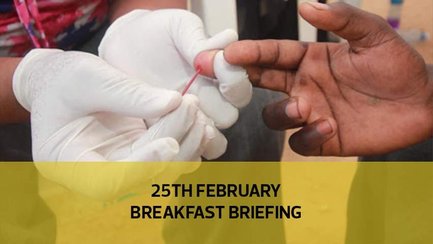 Eacc probes Sh90m KPA payment, Busia HIV victims don't transmit virus, Kin's body exhumed after nightmares : Your Breakfast Briefing