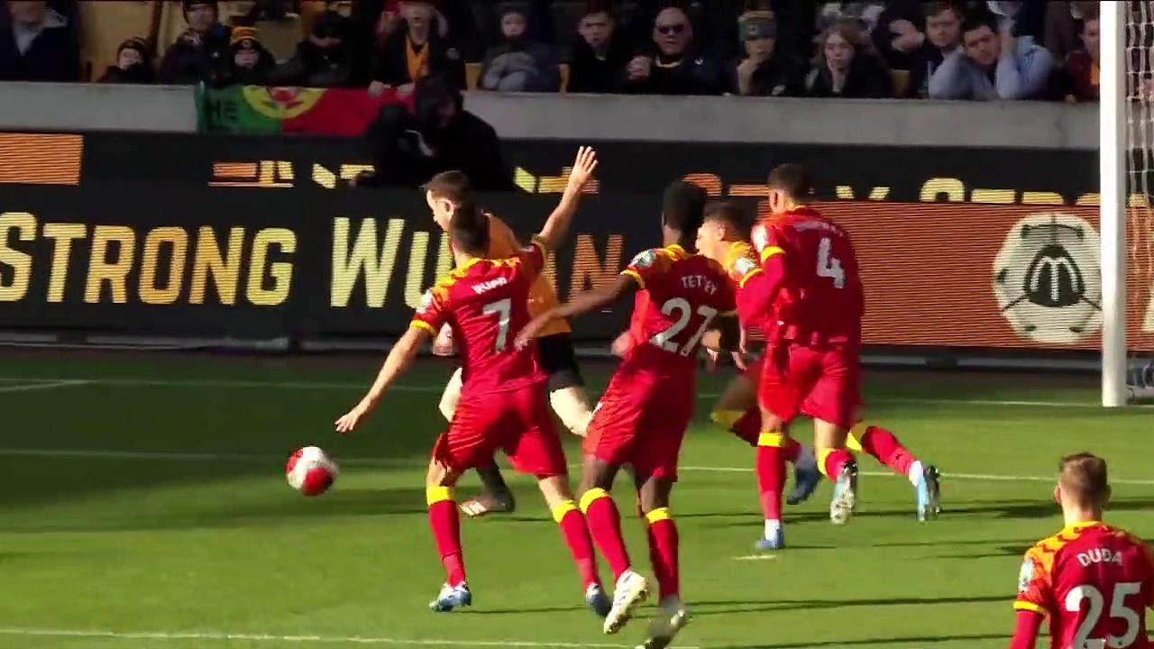 Wolves - Norwich (3-0) - Maç Özeti - Premier League 2019/20