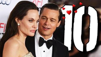 10 najsłynniejszych par w historii [TOPOWA DYCHA]