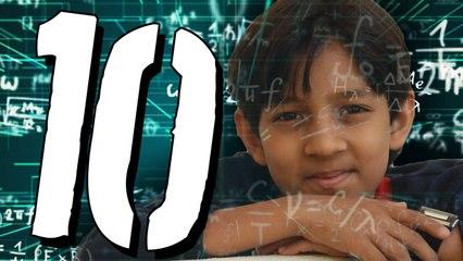 10 dzieci-geniuszy – NIE UWIERZYSZ w ich dokonania! [TOPOWA DYCHA]