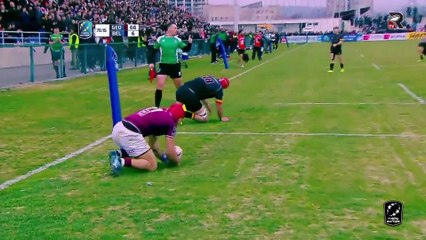 TOP TRIES - RUGBY EUROPE CHAMPIONSHIP 2020 - ROUND 3