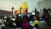 Anwärter auf CDU-Chefsessel sollen sich diese Woche erklären