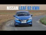 Essai Nissan Leaf e+ 62 kWh Tekna 2020