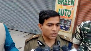 Situation tense in N-E Delhi- Police