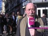 Patrick Revelli en marche pour les municipales - Reportage TL7 - TL7, Télévision loire 7