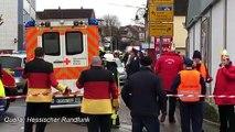 Hessen: Auto rast in Rosenmontagszug