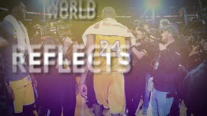 Sporting world remembers Kobe Bryant