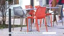 TOURS Le renouveau de l'avenue de Grammont