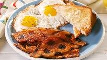 This Waffle Iron Bacon Has The BEST Sriracha & Lime Glaze