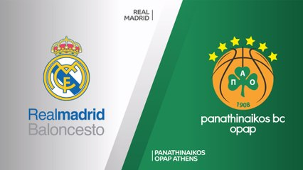 EuroLeague 2019-20 Highlights Regular Season Round 26 video: Madrid 96-78 Panathinaikos